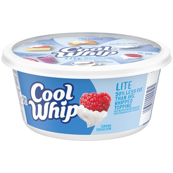 Kraft Cool Whip Lite Whipped Topping
