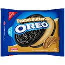 Nabisco Oreo Peanut Butter Creme Chocolate Sandwich Cookies