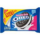Nabisco Double Stuf Oreo Chocolate Sandwich Cookies Family Size