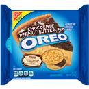 Nabisco Oreo Chocolate Peanut Butter Pie Sandwich Cookies