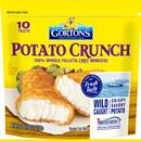 Gorton's Savory Potato Crunch Fish Fillets 10Ct