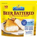 Gorton's Beer Battered Fish Fillets 10 ct Bag