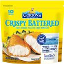 Gorton's Crispy Battered Fish Fillets 10 ct Bag