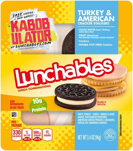 Lunchables Turkey American Cracker Stackers Lunch  bination as well Oscar Mayer Light Beef Bologna 1604 likewise Oscar Mayer Lunchables Jr Trky 1269 in addition Lunchables Extra Cheesy Pizza Lunch  bination 46 Oz Tray With Capri Sun Pacific Cooler Drink 60 Fl Oz Pouch as well Cold Cuts. on oscar mayer turkey bologna nutrition