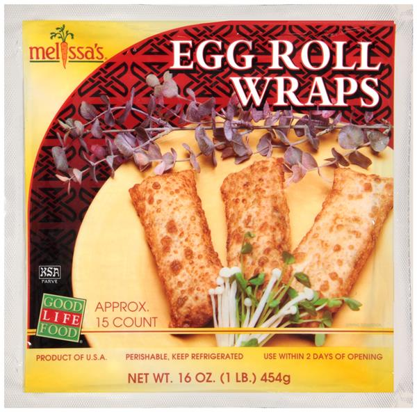 Melissa S Egg Roll Wraps 15ct Hy Vee Aisles Online Grocery Shopping