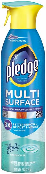 Pledge Glade Rainshower Multi Surface Everyday Cleaner