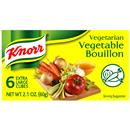 Knorr Extra Large Vegetable Bouillon Cubes 6Ct