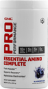 GNC Pro Performance Essential Amino Complete-Blueberry Pomegranate