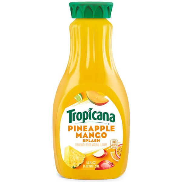 Tropicana Pineapple Mango Juice with Lime