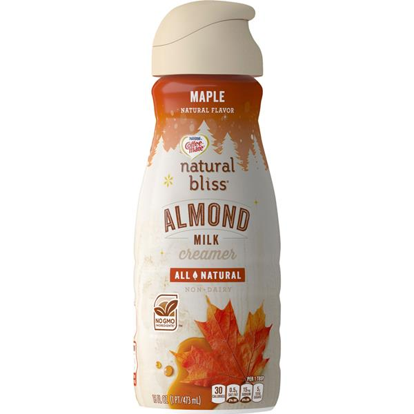 Coffee-mate Natural Bliss Almond Milk Creamer
