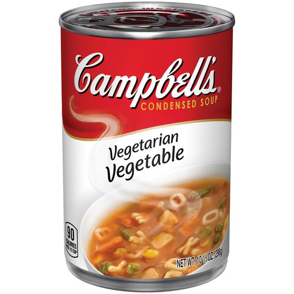 Campbell's Vegetarian Vegetable Condensed Soup