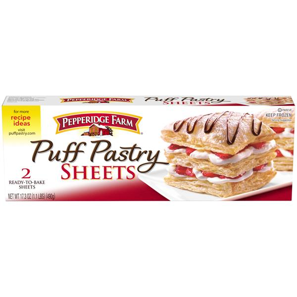 Pepperidge Farm Puff Pastry Sheets 2Ct