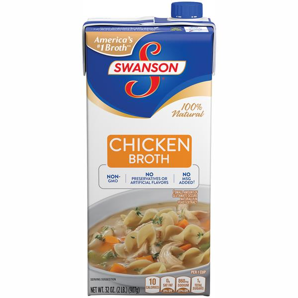 Swanson Chicken Broth