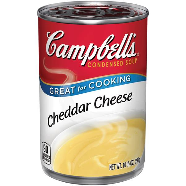 Campbells Cheddar Cheese Soup