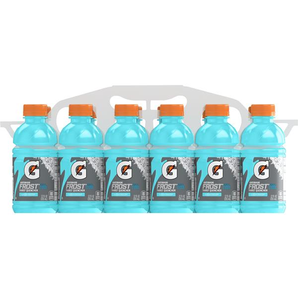Gatorade G Frost Glacier Freeze 12Pk