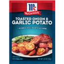 McCormick Toasted Onion & Garlic Potato Seasoning Mix