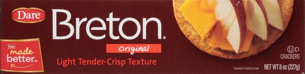 Dare Breton Original Crackers