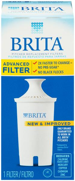 Brita Pitcher Replacement Water Filter