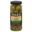 Italica Olives Spanish Queens Stuffed with Minced Pimiento