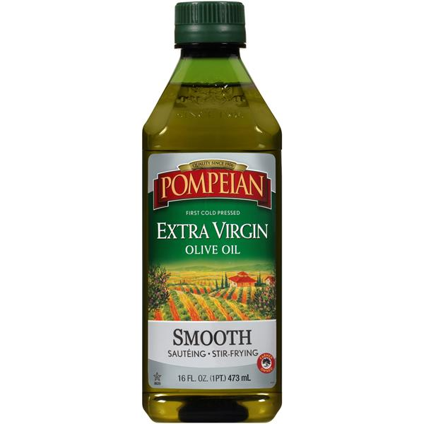 Pompeian Smooth Imported Extra Virgin Olive Oil