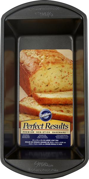 Wilton Perfect Results Non-Stick 9.25 x 5.25 Large Loaf Pan