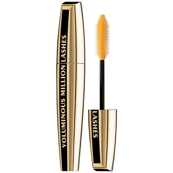 f092b32a527 L'Oreal Paris Voluminous Million Lashes 620 Carbon Black Mascara ...
