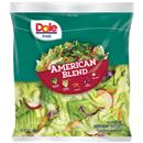 Dole American Blend Salad 12 oz. Bag