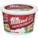 Hiland French Onion Dip 16 oz. Tub