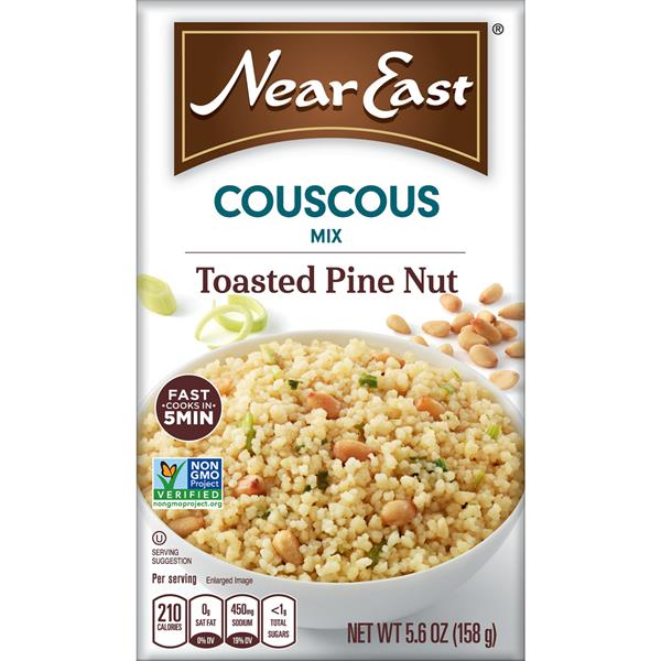 Near East Toasted Pine Nut Couscous Mix