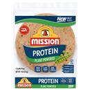 Mission Protein Plant Powered Tortilla Wraps 6Ct