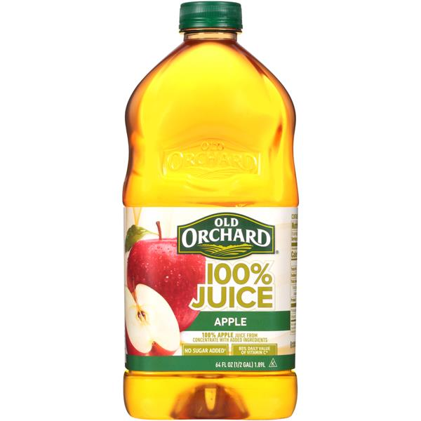 Old Orchard 100% Juice Apple