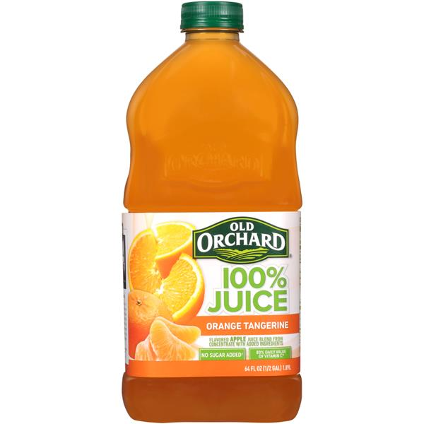 Old Orchard 100% Juice Orange Tangerine