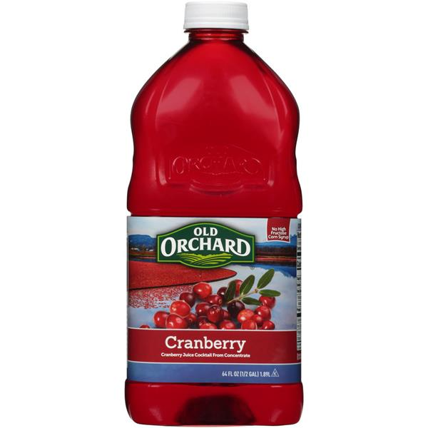 Cranberry Naturals Classic Cranberry Juice Cocktail