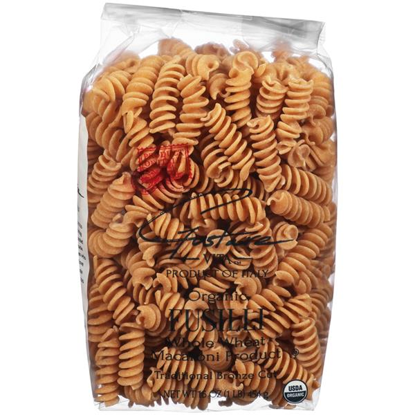 Gustare Vita Organic Whole Wheat Fusilli