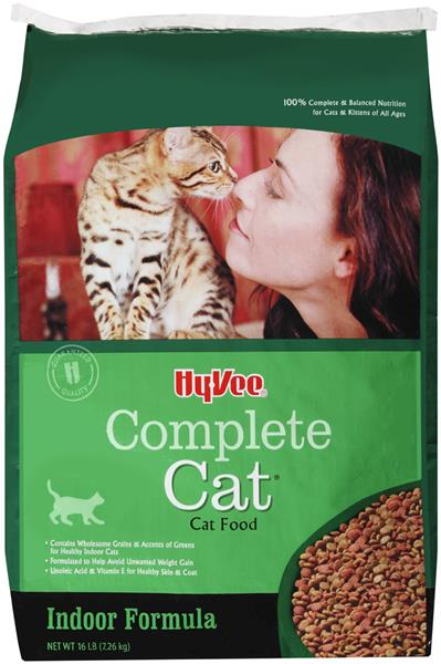 Good Life Indoor Cat Food Nutrition