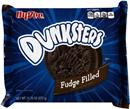 Hy-Vee Dunksters Fudge Filled Chocolate Sandwich Cookies