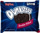 Hy-Vee Dunksters Double Filled Chocolate Sandwich Cookies