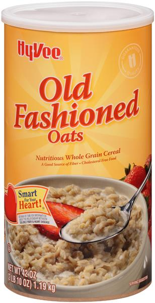 Hy Vee Old Fashioned Oats Hy Vee Aisles Online Grocery