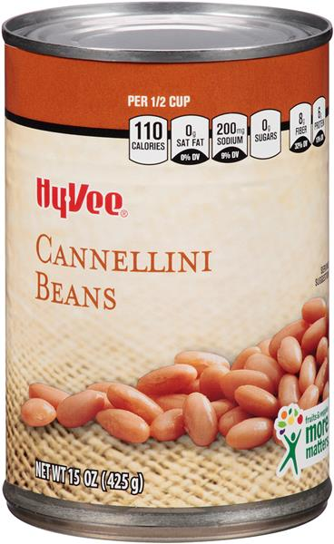 Hy-Vee Cannellini Beans