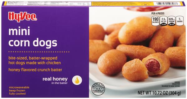 Hy-Vee Mini Corn Dogs