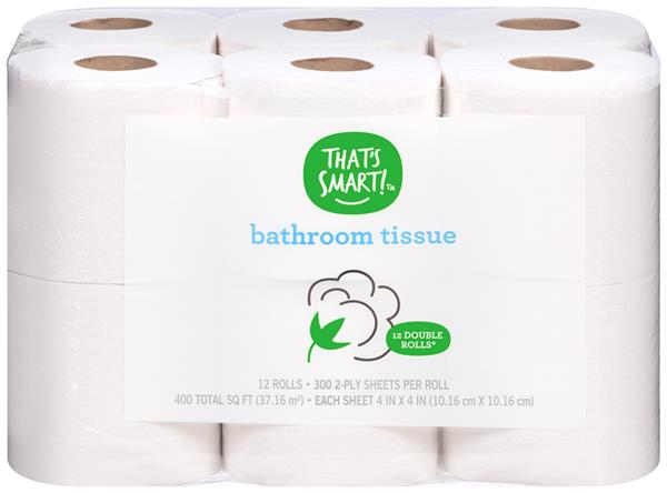That's Smart! Bathroom Tissue