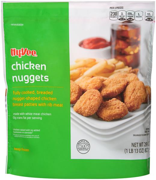 Hy-Vee Chicken Nuggets