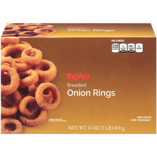 Hy-Vee Onion Ring Appetizer