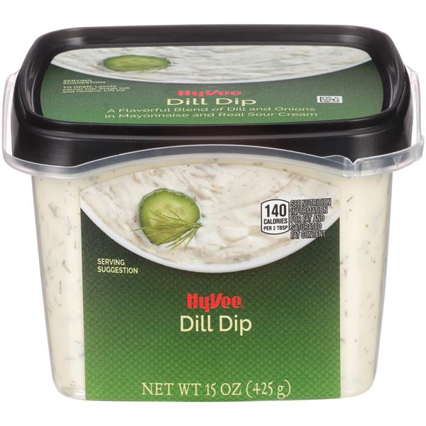 Hy-Vee Homestyle Dill Dip