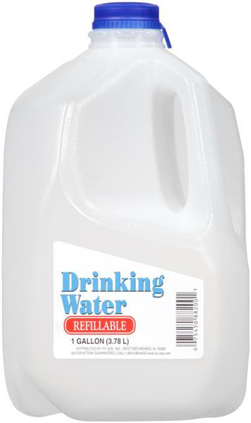 Hy-Vee Refillable Drinking Water