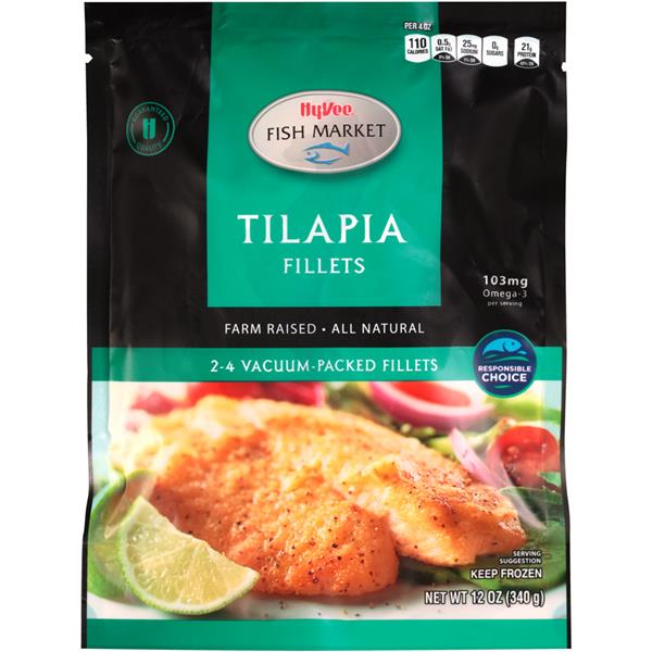 Hy Vee Fish Market Tilapia Fillets Hy Vee Aisles Online Grocery Shopping