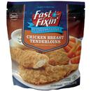 Fast Fixin' Restaurant Style Chicken Breast Tenderloins