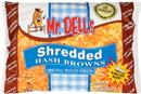 Mr. Dell's Family Pack All Natural Shredded Hash Browns