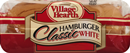 Village Hearth Hamburger Classic White Buns 8Ct