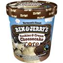 Ben & Jerry's Cookies & Cream Cheesecake Core Ice Cream